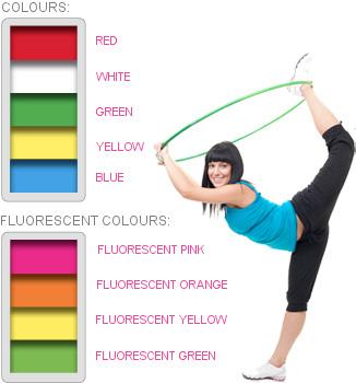 Hoop colours