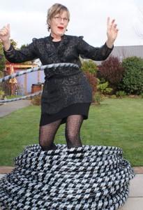 Bernadette smith - Hoop Lady - niche fitness markets
