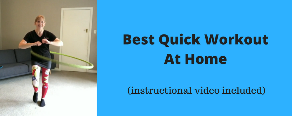 best quick workout at home