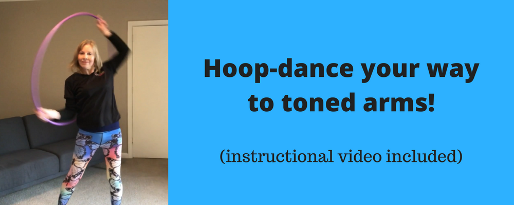 hula hoop dance exercise